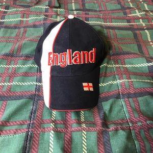 🐶England Embroidered baseball/ dad hat